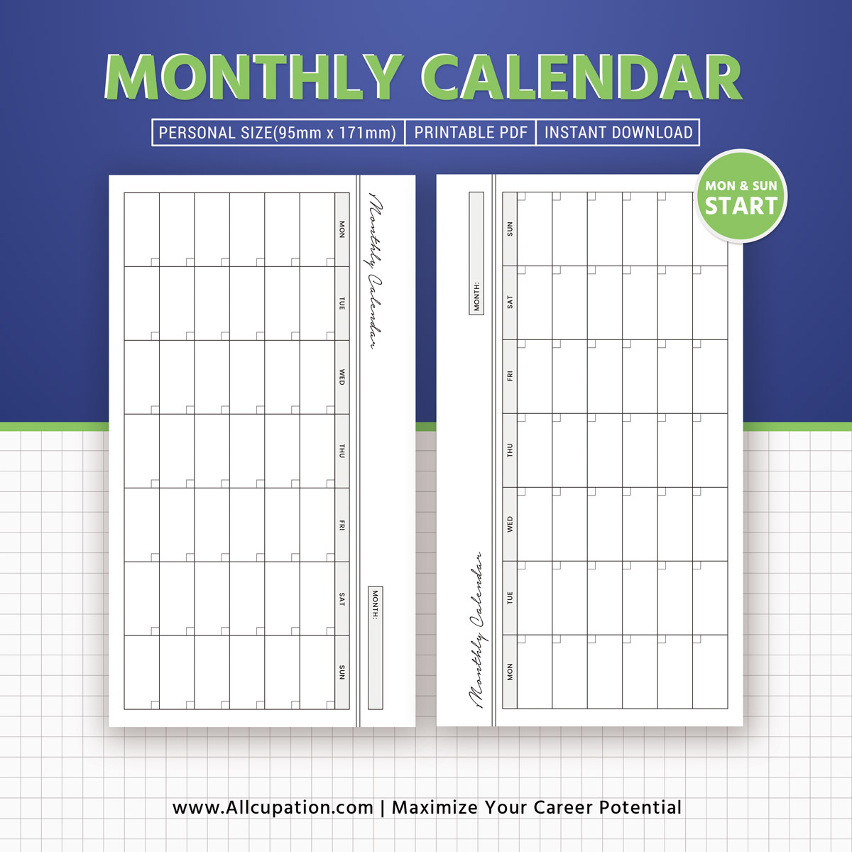photograph relating to Happy Planner Monthly Layout Printable titled Regular monthly Calendar, 2019 Calendar, Printable Unique Dimensions Inserts, Planner Internet pages, Planner Layout, Easiest Planner, Filofax Specific, Kikki K Medium